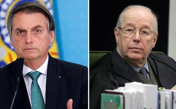Celso de Mello compara Bolsonaro a Adolf Hitler