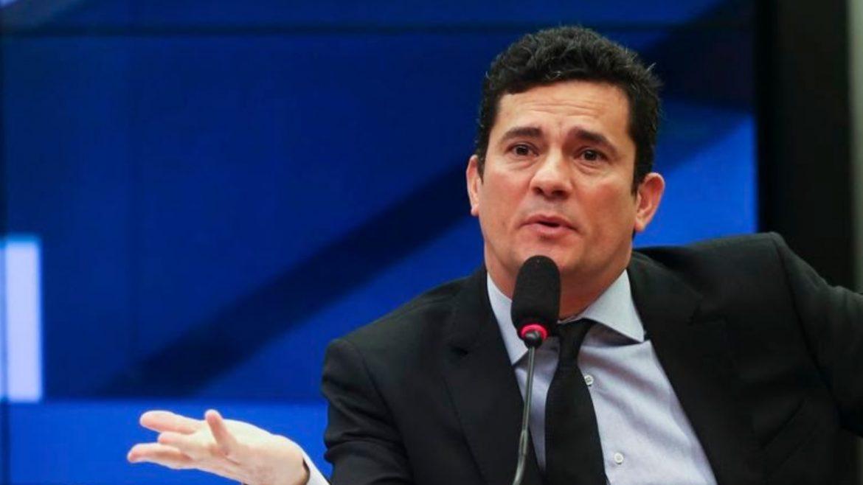 Sérgio Moro aprova prisão de ativistas bolsonaristas