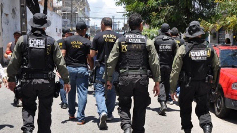 Pernambuco é alvo de 2 operações da PF e uma da Dracco nesta terça