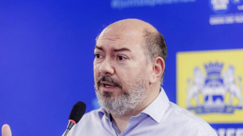 Secretário de Saúde do Recife pede habeas corpus contra operação da PF