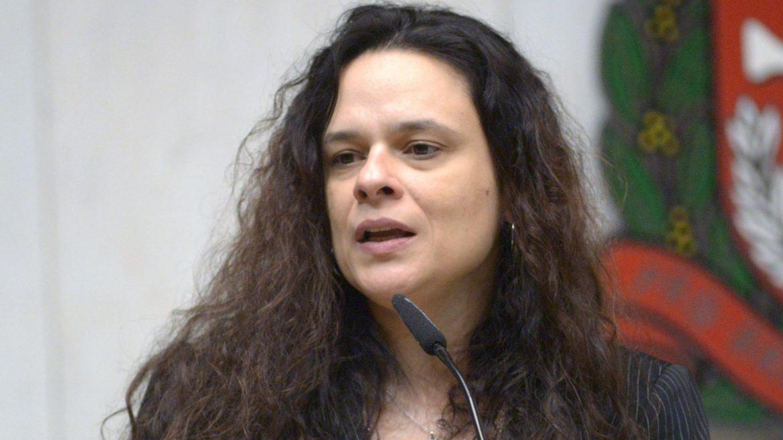 Vídeo: Janaína Pascoal defende Abraham Weintraub