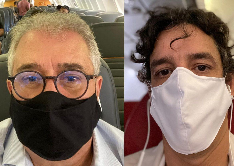 Deputados Federais relatam medo em voltar a Brasília na pandemia