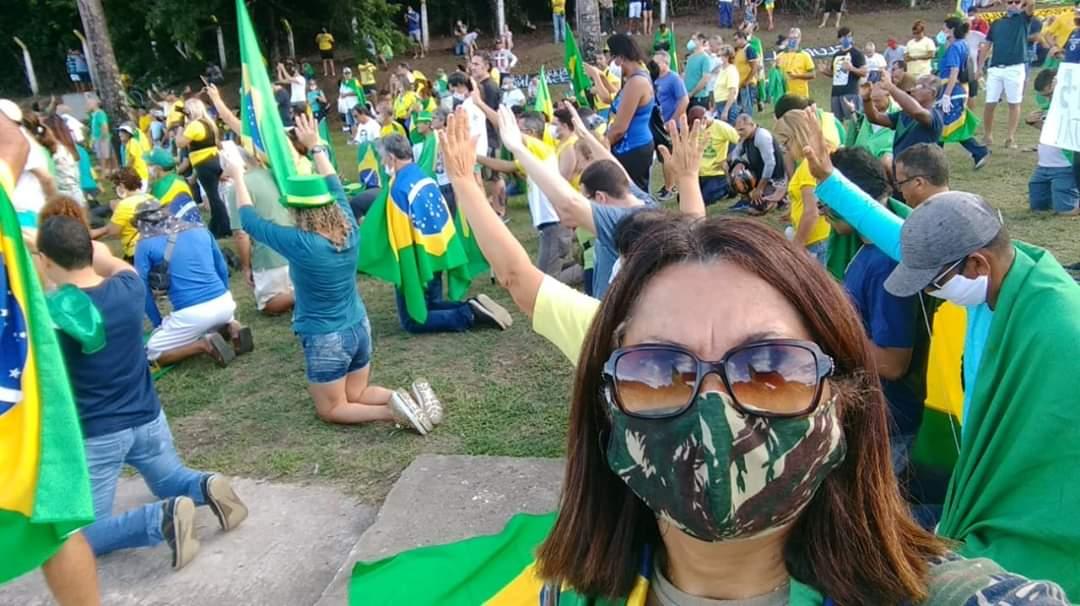 Governo de Pernambuco só proíbe manifestações da Direita?