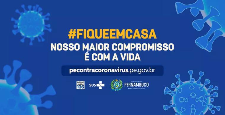 Governo de Pernambuco divulga etapas da reabertura