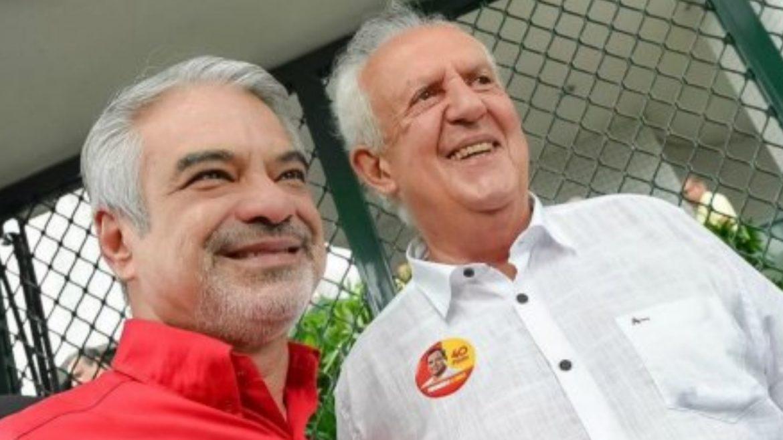 Jarbas e Humberto votaram a favor da lei das Fake News