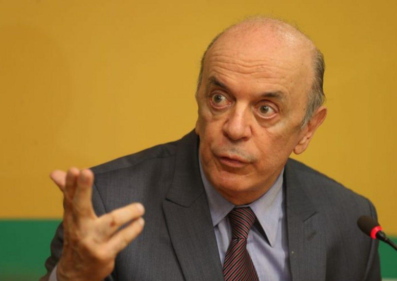 Lava-jato denuncia José Serra por receber propina milionária da Odebrecht