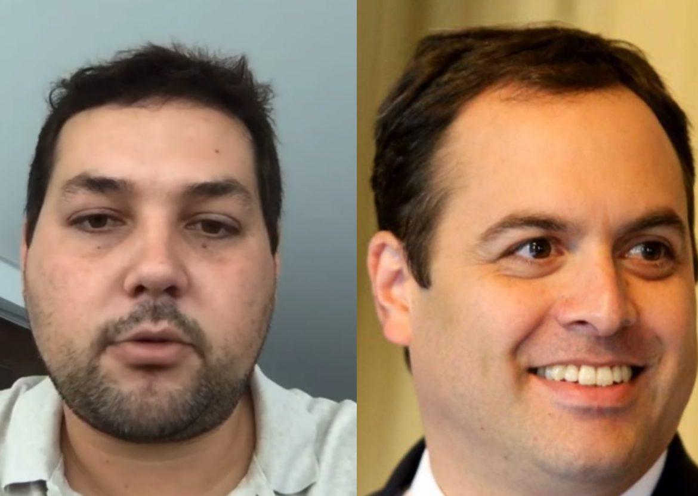 Sérgio Hacker (PSB), morando no Recife, recebeu diárias para reuniões com Governador