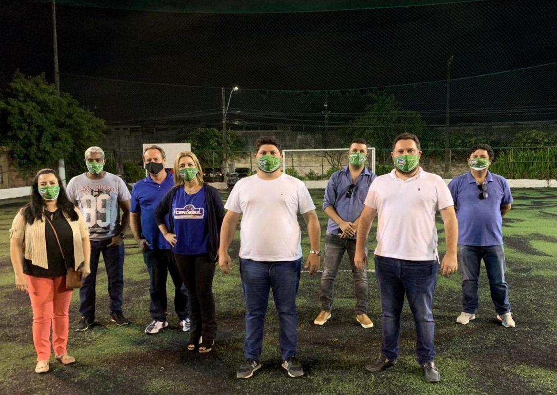 Wanderson Florêncio requer abertura do futebol Society em Pernambuco