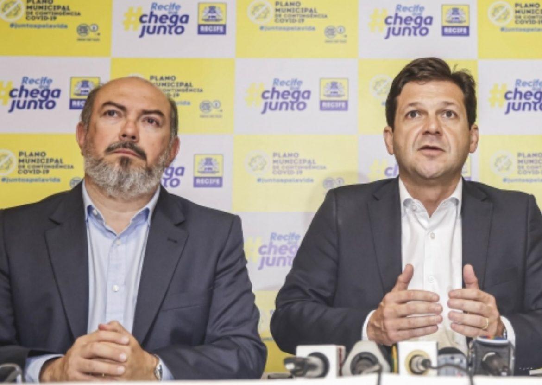 TCE alerta secretário de Saúde do Recife por irregularidade em contratação