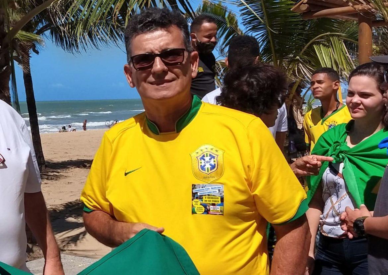 """Coronel Meira: """"Pernambuco hoje é o estado que mais lava dinheiro federal"""""""