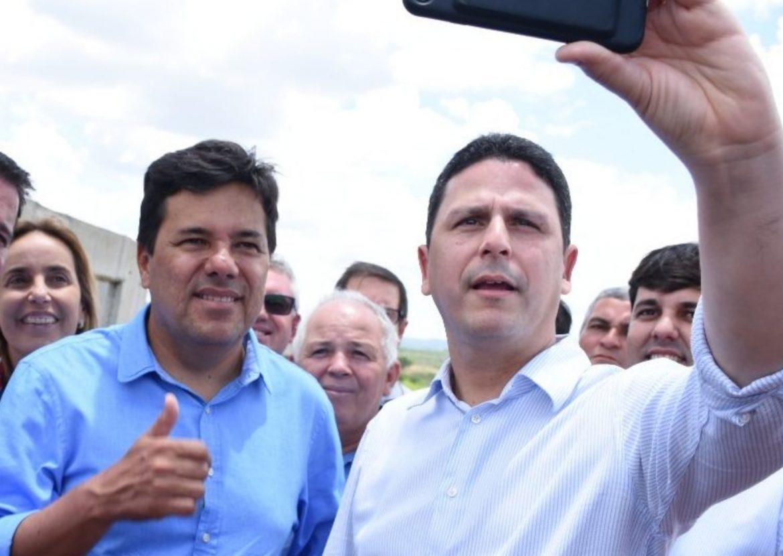 """Bruno Araújo declara voto: """"Trabalhamos com Mendonça"""""""