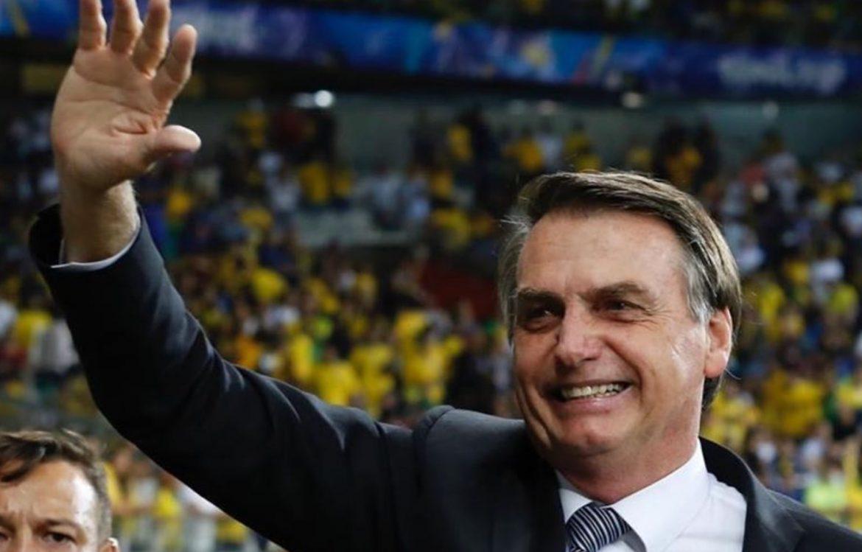 Pesquisa eleitoral indica vitória de Bolsonaro em 2022