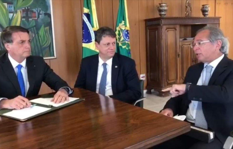 Bolsonaro defende enxugamento da máquina pública e responsabilidade fiscal