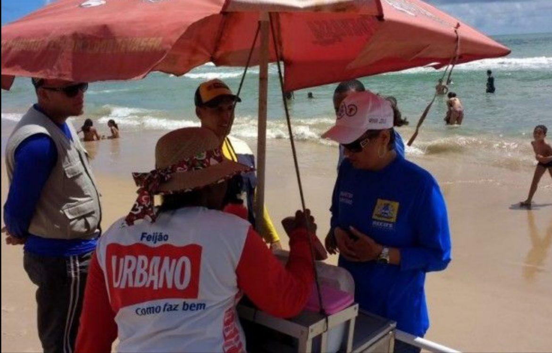 Comércio volta a ser permitido nas praias de Pernambuco
