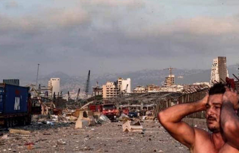 Vídeo mostra Beirute totalmente devastada após explosão