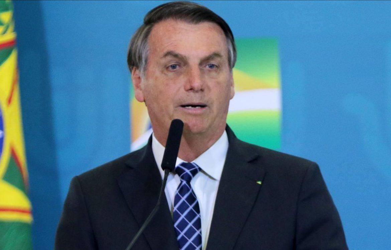 Bolsonaro manifesta solidariedade às vítimas de explosão no Líbano