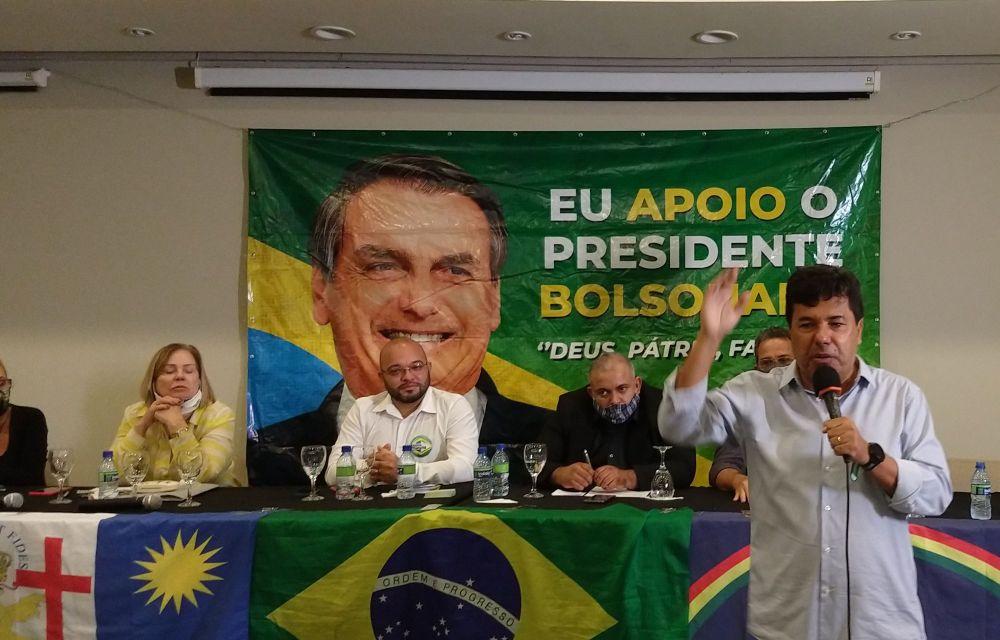 Mendonça Filho é sabatinado por movimentos de Direita no Recife