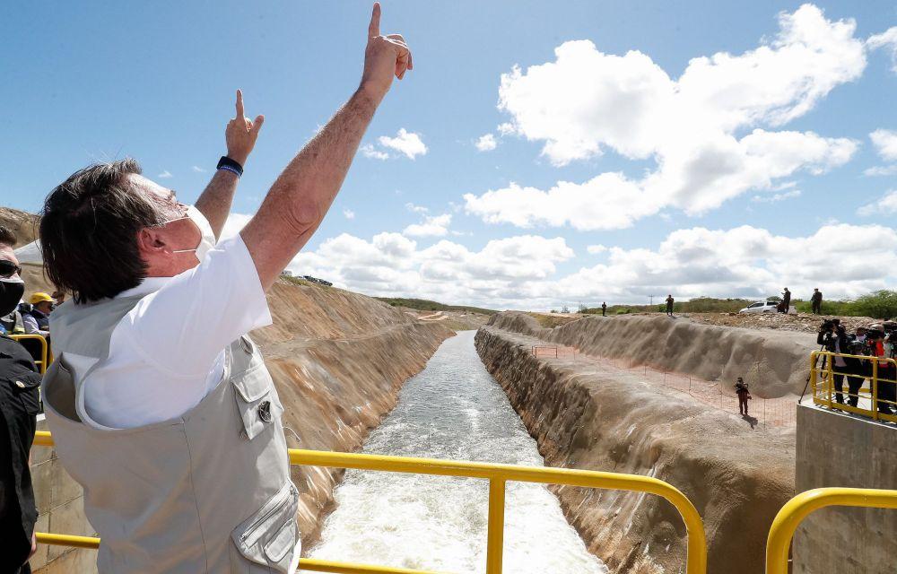Governo Federal repassa R$ 66,8 milhões para obras de saneamento