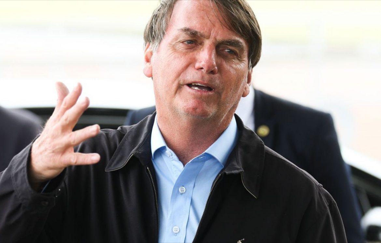 Em vídeo, presidente Bolsonaro defende a retomada do comércio