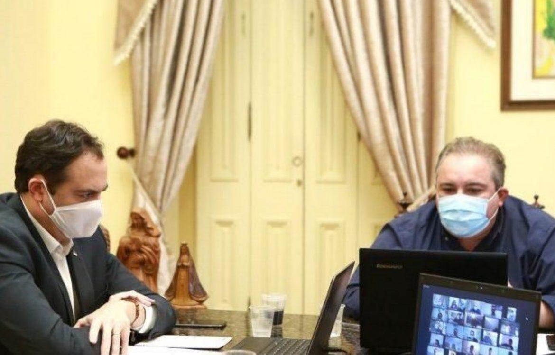 TCE alerta Secretaria de Saúde por sobrepreço na compra de testes para Covid-19