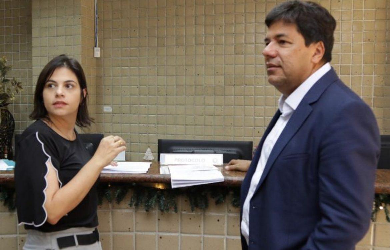 Priscila será a vice de Mendonça para prefeito do Recife