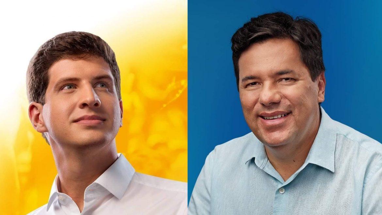 Ibope: João Campos e Mendonça estão empatados em primeiro lugar para a prefeitura do Recife