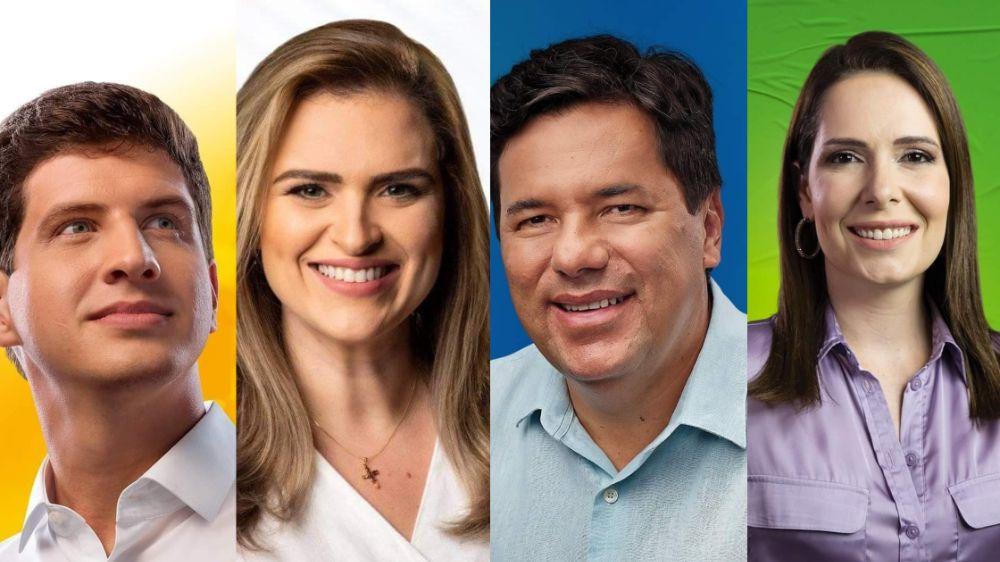 Datafolha: João em primeiro, Mendonça lidera eleitor de direita, Patrícia não decola