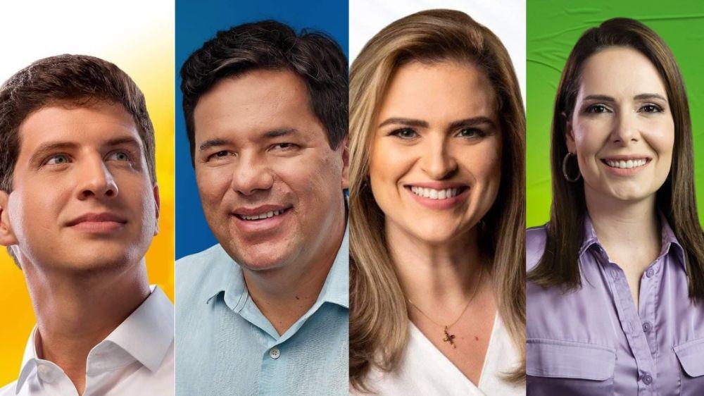 Ibope: João Campos, 33%; Mendonça Filho, 18%; Marília Arraes, 14%; Delegada Patrícia, 13%