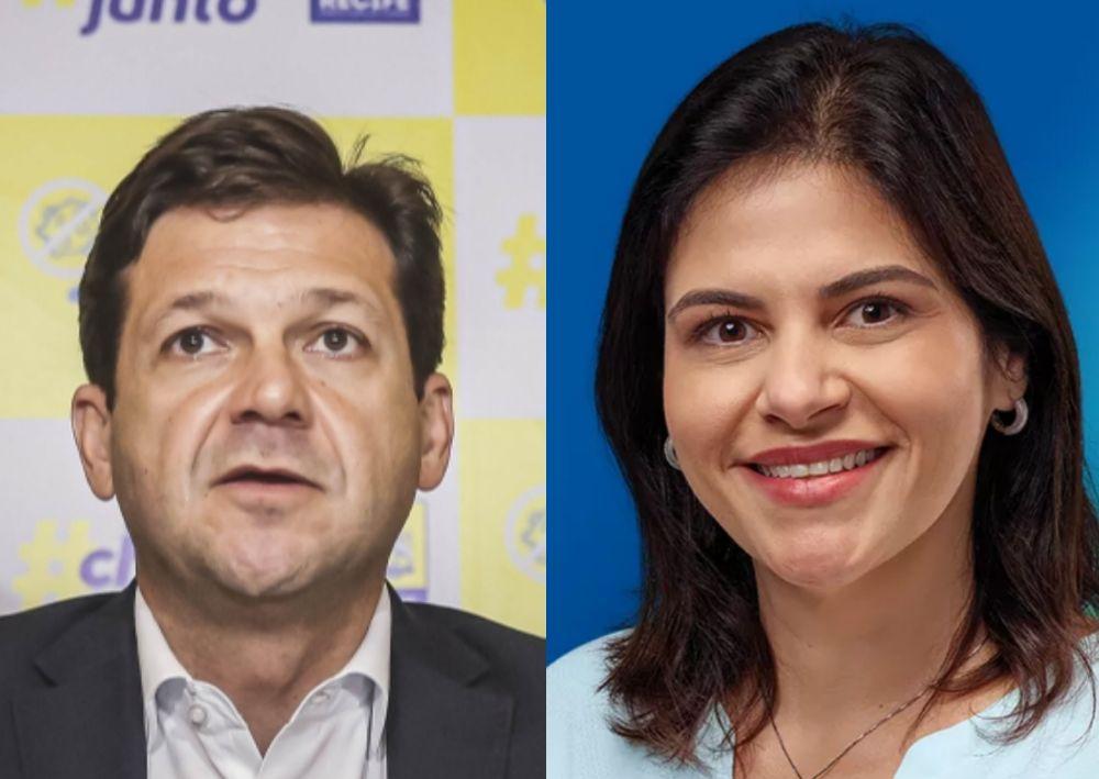 Priscila Krause denuncia uso eleitoral da propaganda da Prefeitura do Recife
