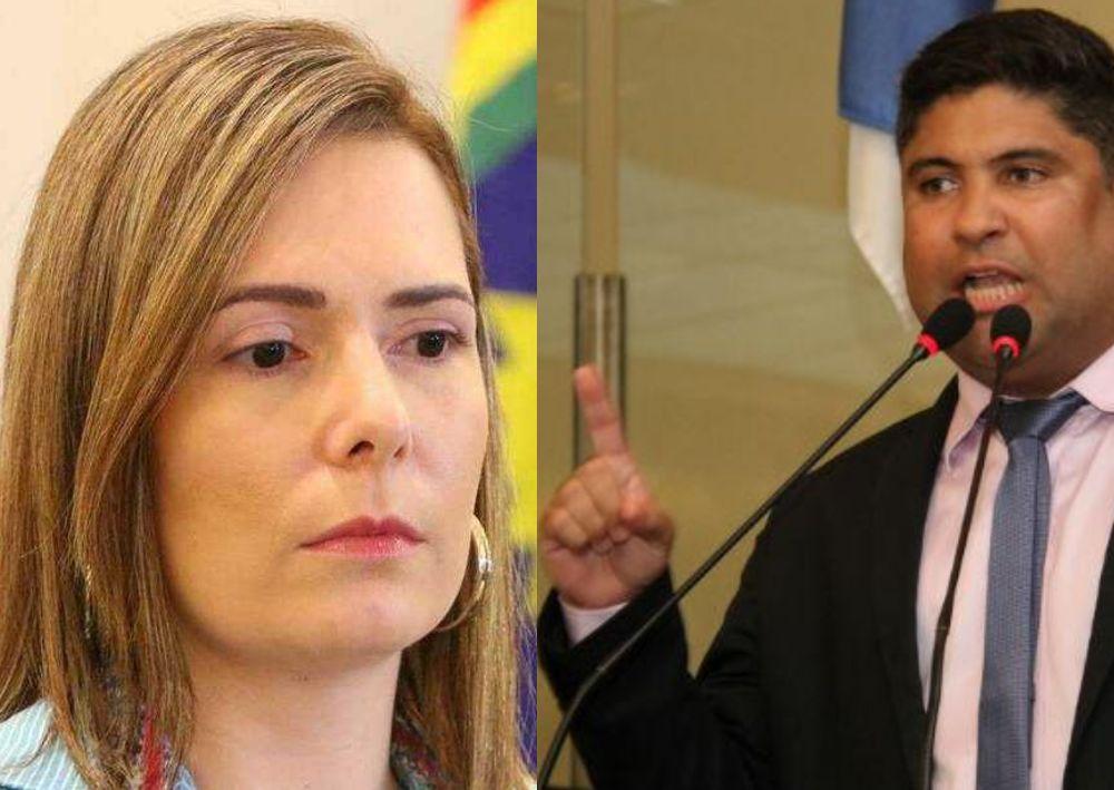 Vereador pede revogação do título de cidadã recifense de Patrícia Domingos