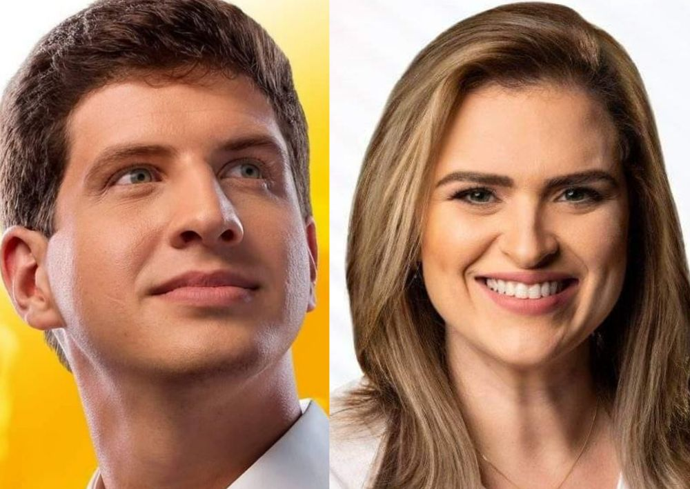 Marília Arraes chama João Campos de frouxo. João evita embate