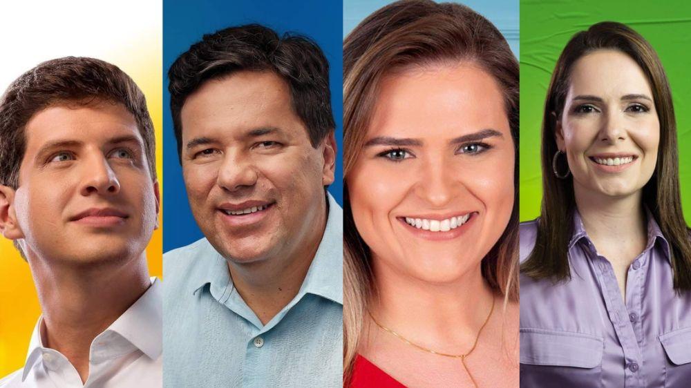 Ipespe: João 34%; Marília 26%; Mendonça 21%; Patrícia 15%