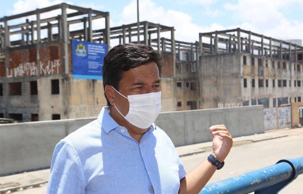 Mendonça critica descaso do PSB com habitação e diz que vai construir 10 mil moradias populares