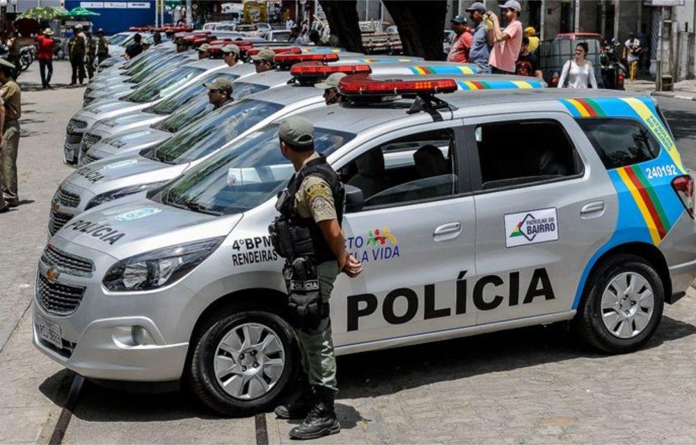 Grande Recife registrou 10 crianças baleadas até setembro