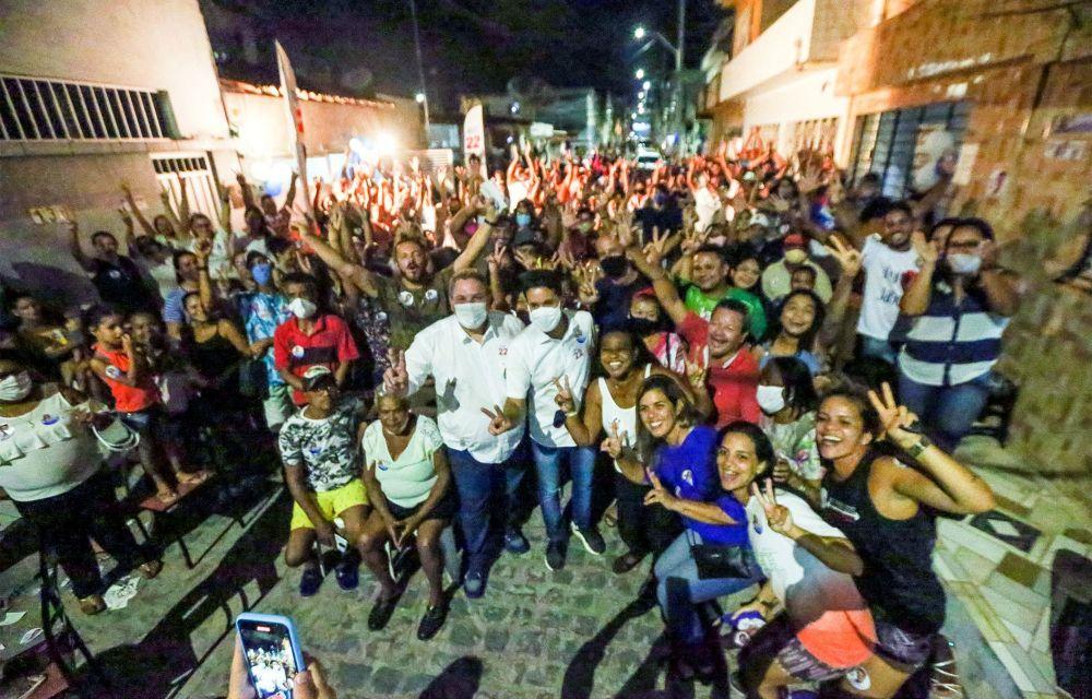 Presidente da Alepe reforça ato de campanha de Anderson Ferreira no Jaboatão