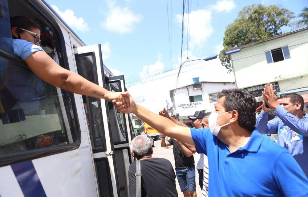 Mendonça critica descaso do PSB com o trânsito e diz que fará novo acesso ao Ibura