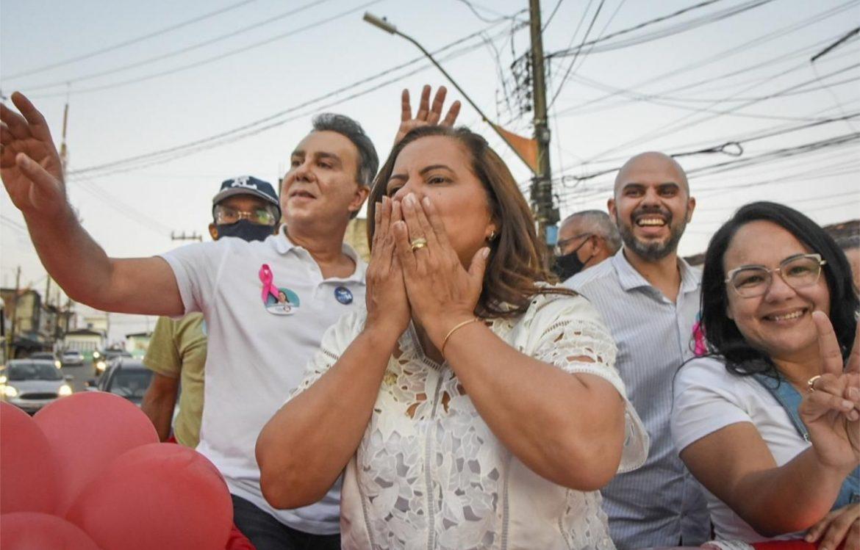 Prefeita Célia Sales faz carreata histórica em Ipojuca