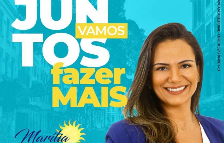 Série vereadores de direita: Marília Ferraz está alinhada a Bolsonaro