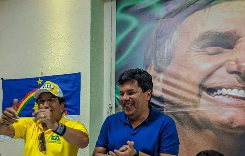 Pastor Magno Malta declara apoio a Mendonça para prefeito do Recife