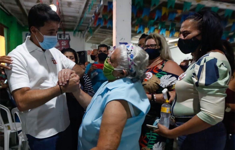 Anderson Ferreira se reúne com lideranças em Jaboatão Centro e destaca conquistas da gestão na área
