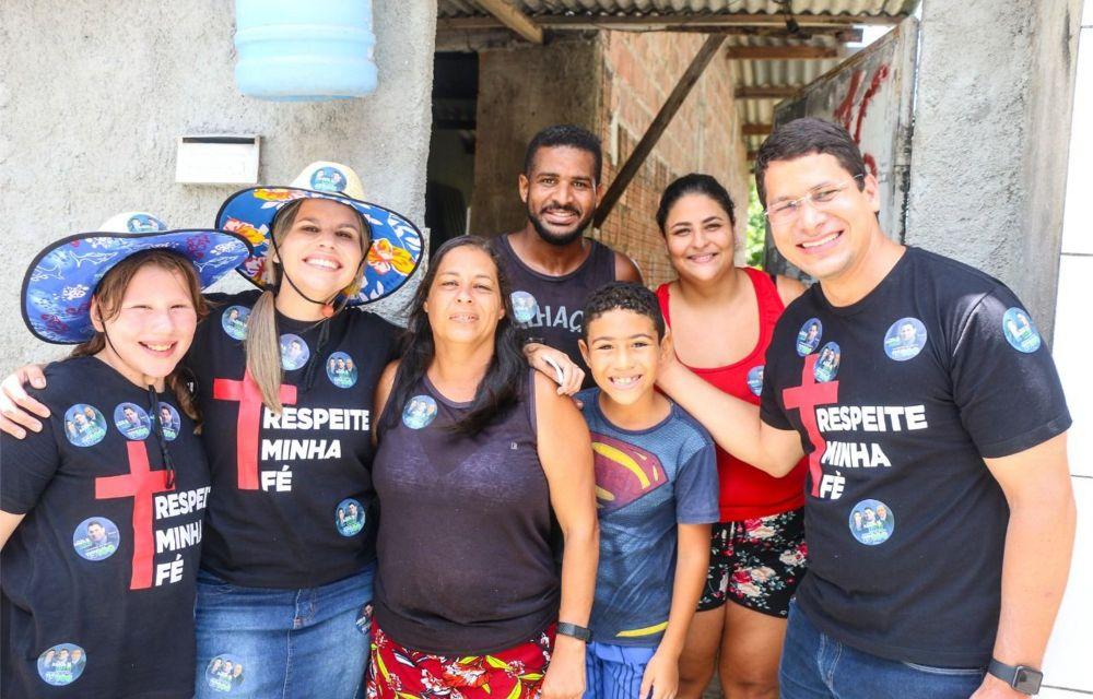Em Dois Unidos, Pastor Júnior Tércio reafirma seu compromisso no combate às drogas