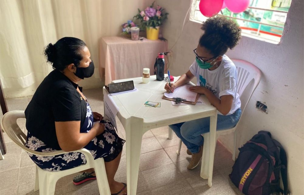 Olinda Mais Saúde oferta serviços no bairro de Salgadinho