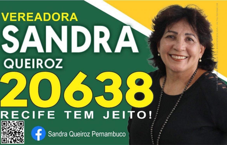 Série vereadores de direita: Sandra Queiroz quer armar a Guarda Municipal do Recife