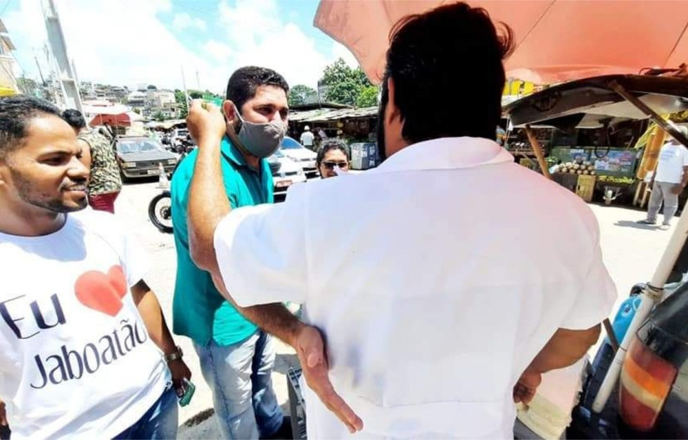 Daniel Alves reforça compromisso para o reordenamento das feiras públicas do Jaboatão