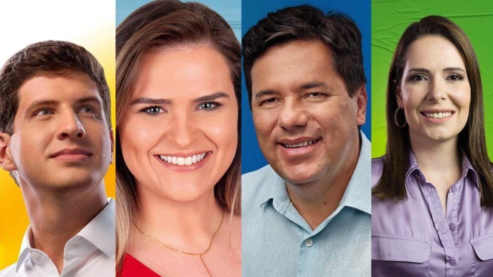 Pesquisa Folha/Ipespe: João 31%; Marília 22%; Mendonça 16%; Patrícia 13%
