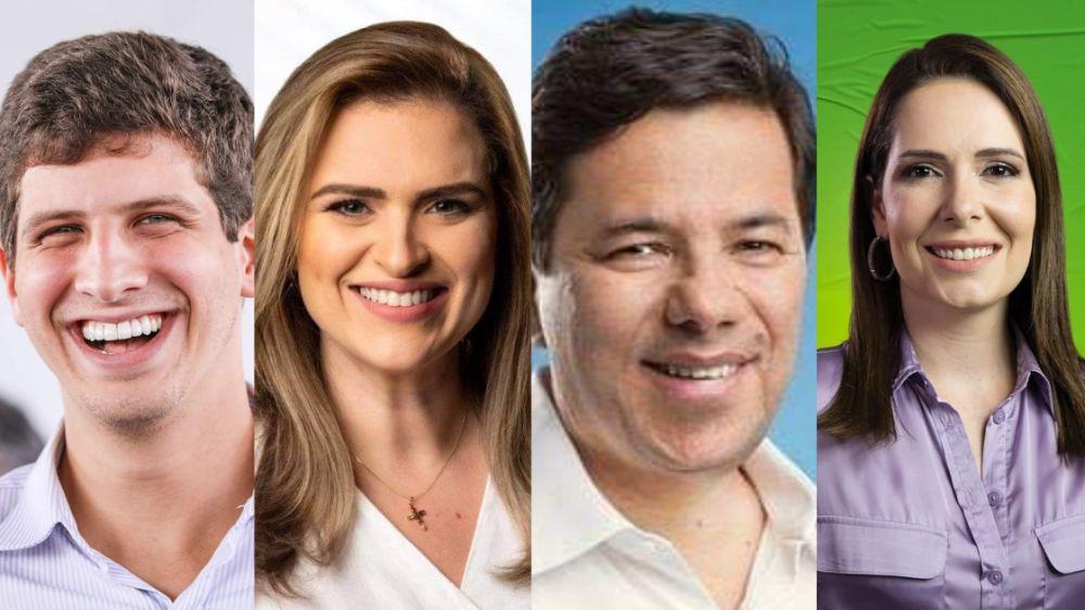 Pesquisa Ibope: João 33%; Marília 21%; Mendonça 17%; Patrícia 12%