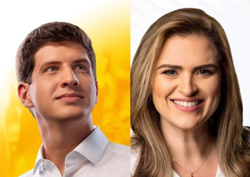 Ibope: Marília Arraes 45%, João Campos 39%