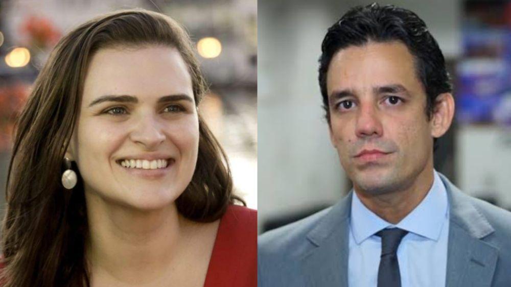 Daniel Coelho vê mais preparo em Marília Arraes no debate da Rádio Jornal