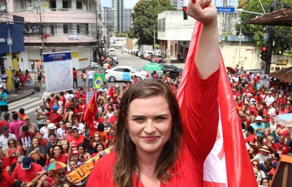 Marília Arraes já defendia o aborto em monografia da faculdade