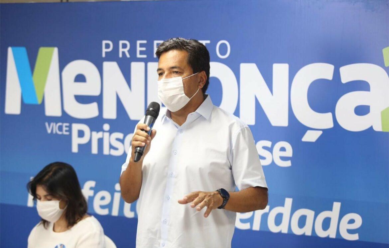 Mendonça diz que irá suspender o reajuste previsto para o IPTU 2021